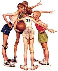 famous norman rockwell paintings
