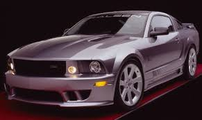 ford mustang saleen 2009