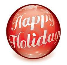 happy holidays image