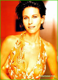 COURTNEY COX FULLY UNDRESSED