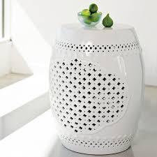 porcelain garden stools