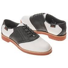 bass saddle shoe