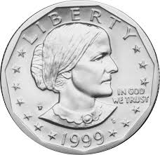 susan b anthony proof