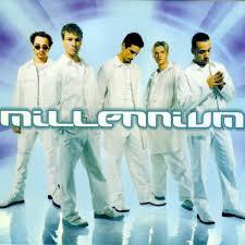 backstreet boys millennium