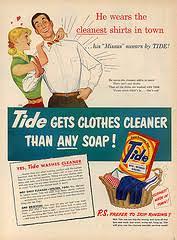 tide detergent ads
