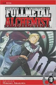 full metal alchemist volume
