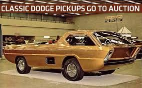 classic dodge truck