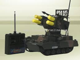 tank remote control