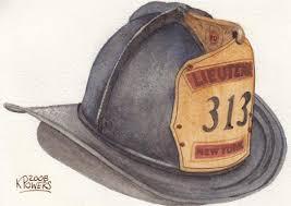 new yorker fire helmets