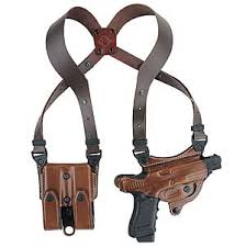 handgun shoulder holsters
