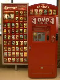 red box kiosk