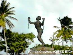 emancipation statue