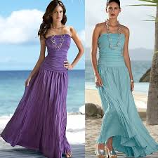pictures of long dresses
