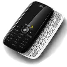 lg slide cell phone