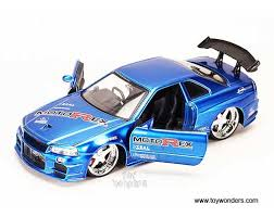 nissan skyline toy