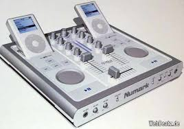 dj mix controller