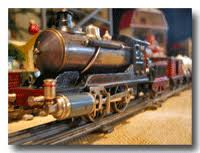 antique toy trains