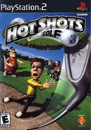 hot shots golf playstation