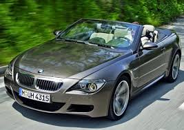 bmw m6 convertible price
