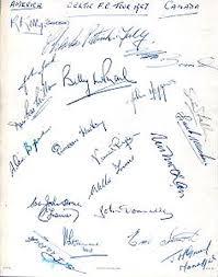 chelsea autographs