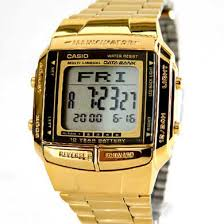 new casio watch