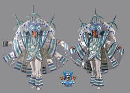 brazilian carnival dress