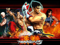 tekken video game