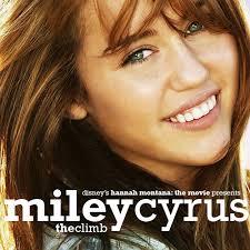 the climb miley cyrus album