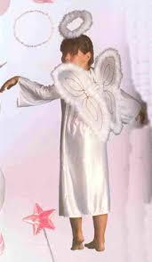 disfraces de angel