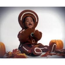 gingerbread man halloween costume
