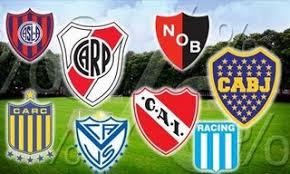 equipos del futbol argentino