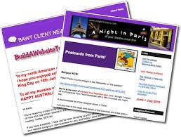 newsletter create