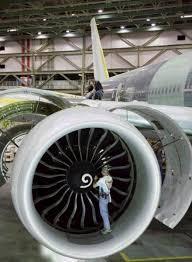 general electric turbofan
