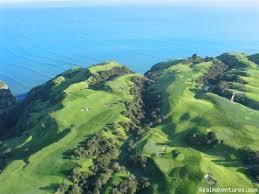 new zealand golf resorts