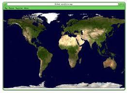 global satellite views