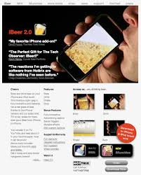 ipod touch beer