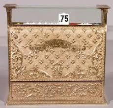 brass cash registers