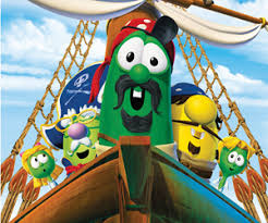 Veggie Tales - Pirates That Don't Do Anything (With Talking Part)