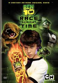 ben 10 the movie race against time