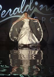 wedding gowns fashion show