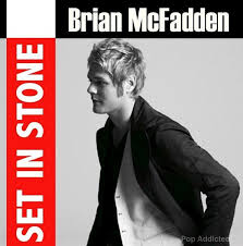 brian mcfadden set in stone