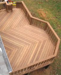 deck woods