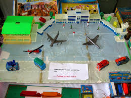 airport toy set