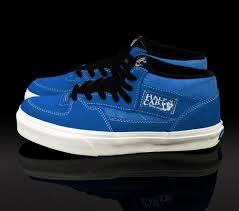 vans era strong blue