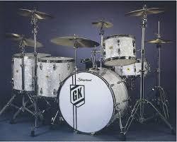 gene krupa drums