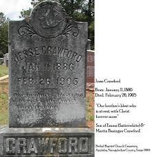 jesse crawford