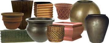 decorative plant containers
