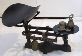 antiques scales