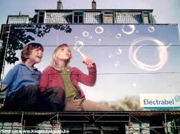 public transport advertising