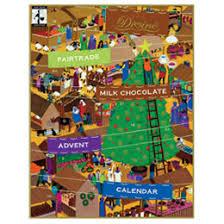 advent calendar chocolates